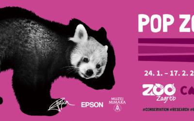 Izložba Pop zoo u Muzeju Mimara