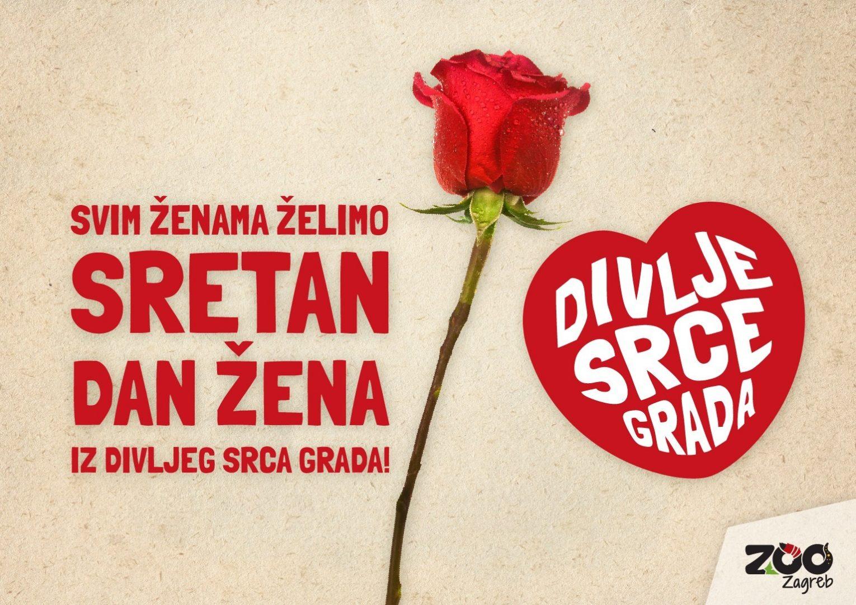 Sretan Dan Zena Zoo Zagreb
