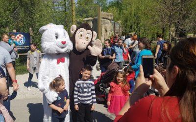 Čak 10.000 ljudi na Zekanju u Zoo vrtu