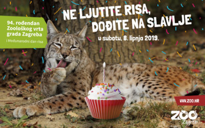 Dan risa i 94. rođendan Zoološkog vrta grada Zagreba