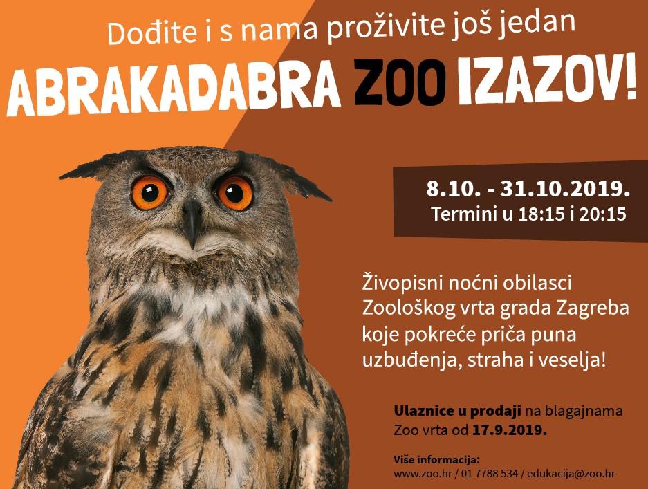 Novi zaplet u Maksimiru: Abrakadabra Zoo donosi sraz Maksimirske coprnice i čarobnice Anaril