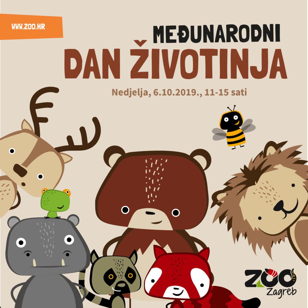Međunarodni Dan Timaritelja I Zastite Zivotinja Zoo Zagreb