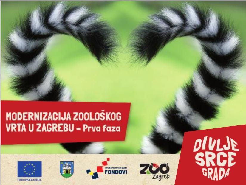 Eu Projekti Zoo Zagreb