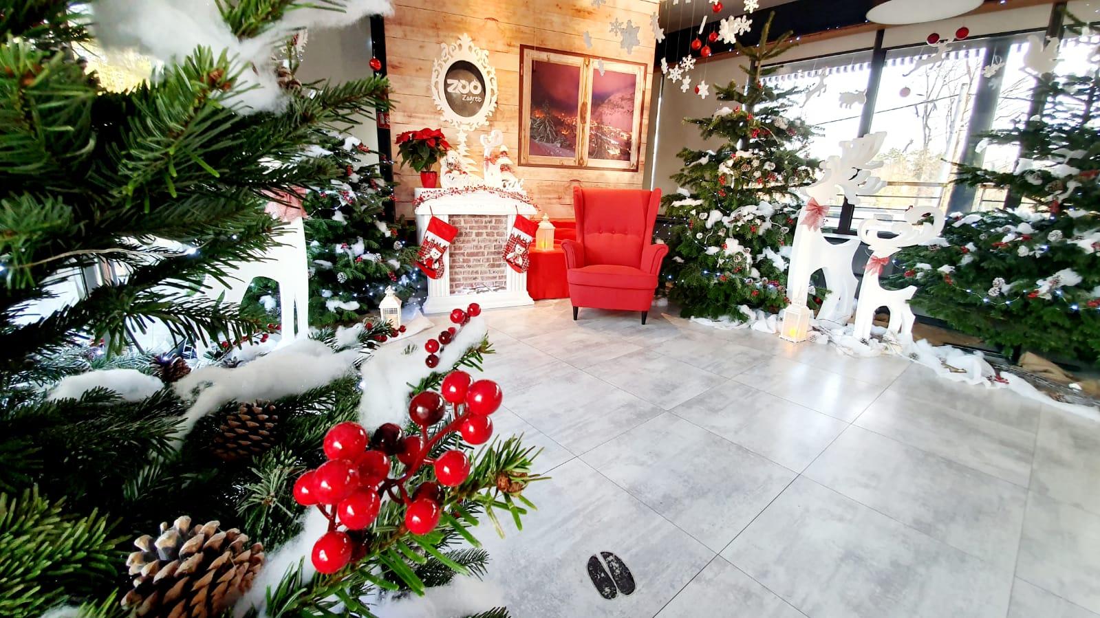 Zakoračite u Kuću Djeda Božićnjaka
