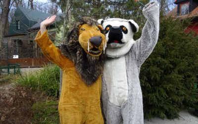 Zoološki vrt gostuje na Samoborskom fašniku