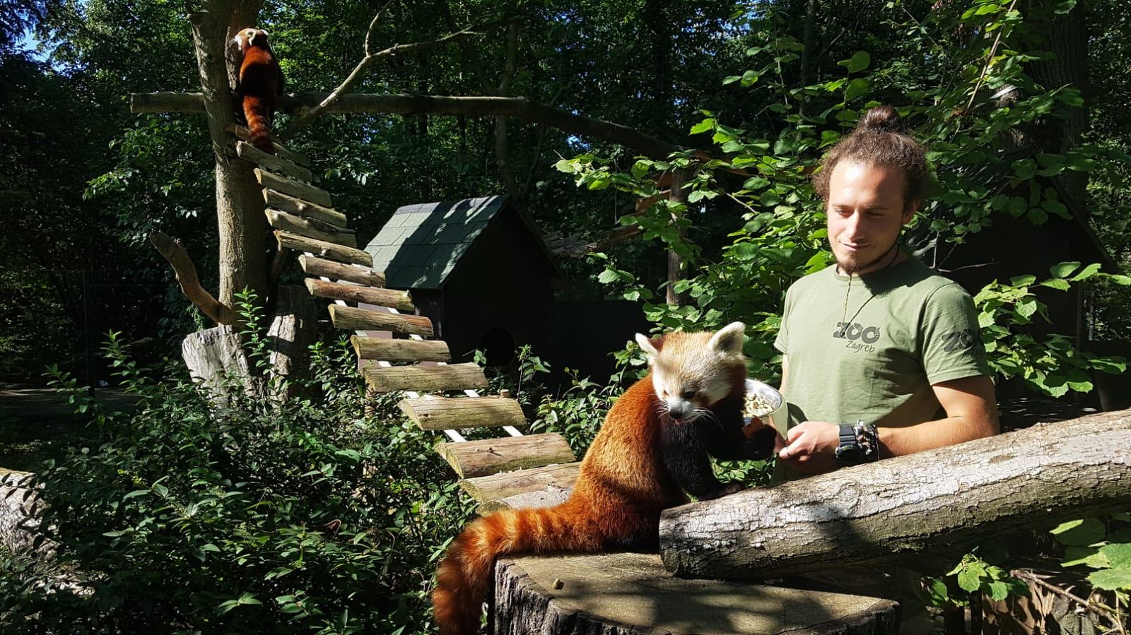 Zooloski Vrt Grada Zagreba Zatvoren Za Posjetitelje Zoo Zagreb