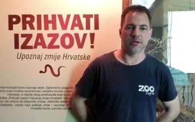 Edukativna priča: Hrvatske zmije neotrovnice