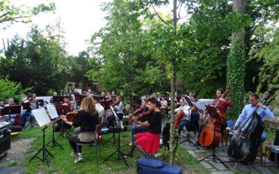 Koncert Zagrebačke filharmonije na Labuđem otoku