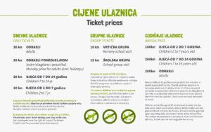 Zoo Zagreb Cijene Ulaznica Zoo Zagreb