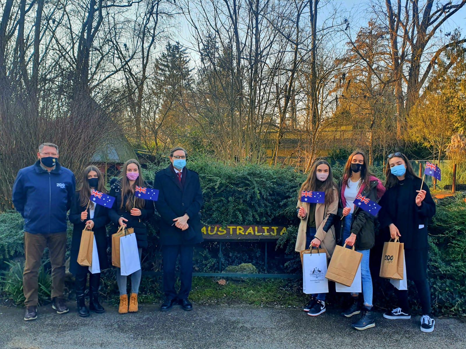 Učenice zagrebačke IV. gimnazije pobjednice Australskog virtualnog izazova