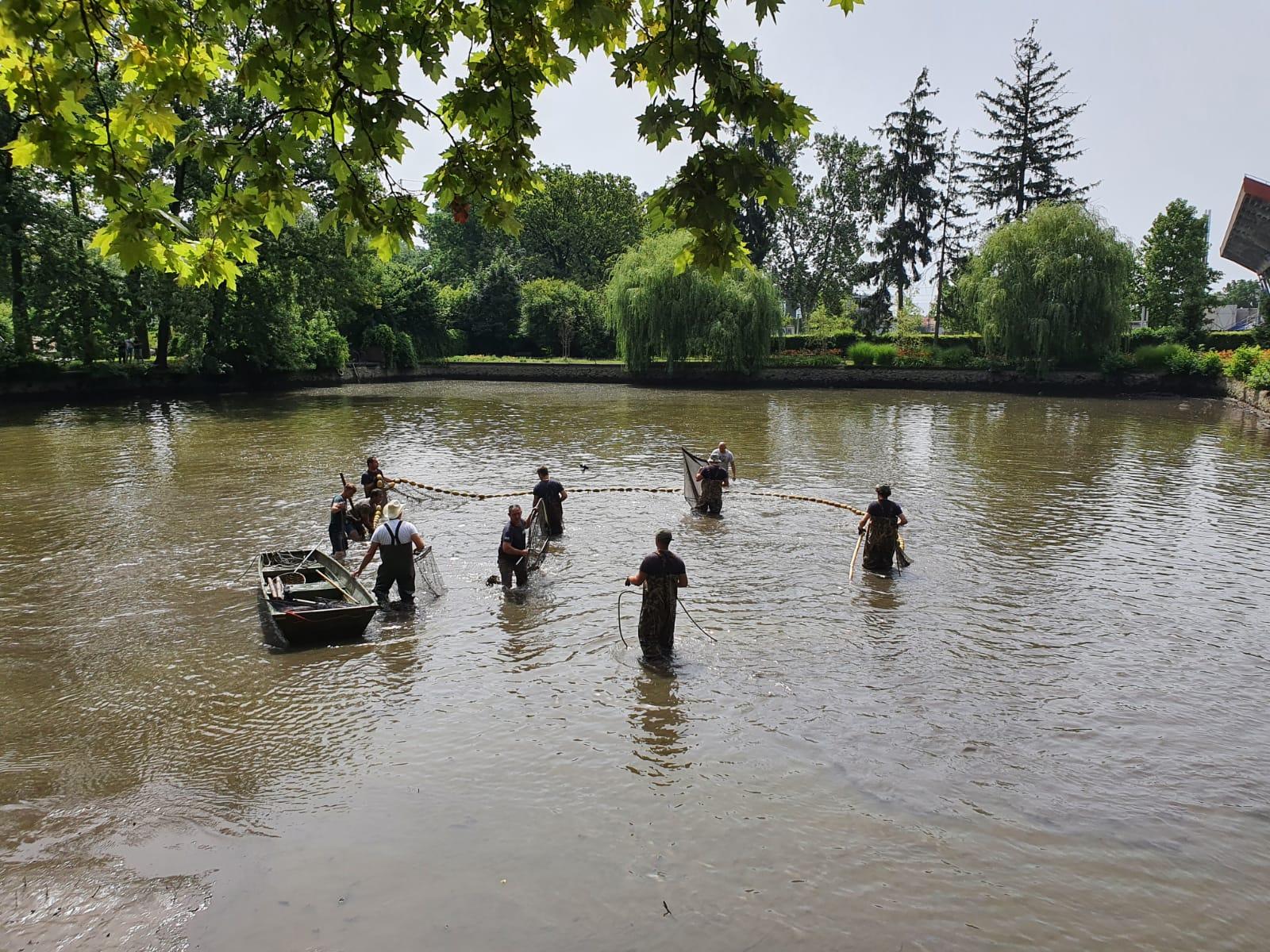 Gradski prozori u prirodu: radovi uređenja 1. i 2. jezera u parku Maksimir